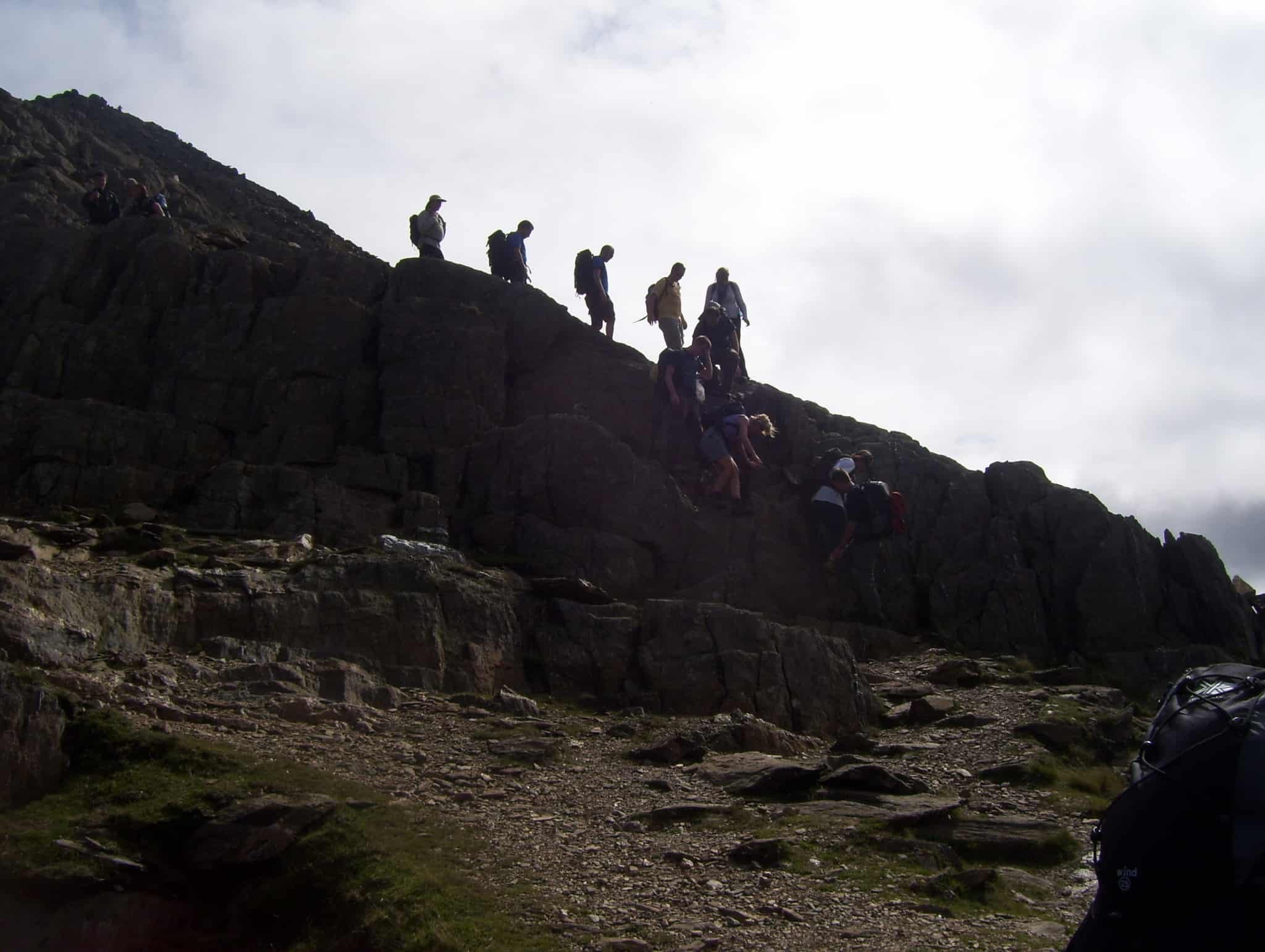 SNOWDONIA NIGHT TREK AUGUST 2020
